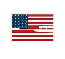American Sniper Photographic Print