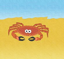 Claudia the Crab! by Alex Greenhead