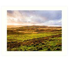 Skye Landscape Art Print