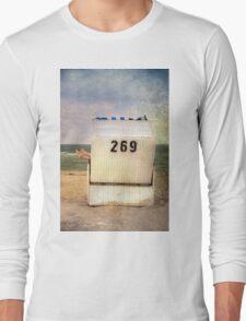 beach chair Long Sleeve T-Shirt