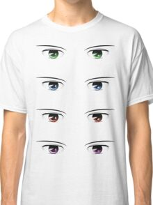 Cartoon male eyes 2 Classic T-Shirt