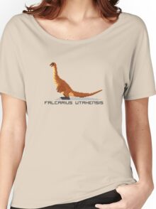 Pixel Falcarius Women's Relaxed Fit T-Shirt