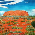 Uluru, Australia by  Linda Callaghan