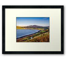 Uig Bay Framed Print