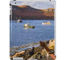 Skye Fishing Boats iPad Case/Skin
