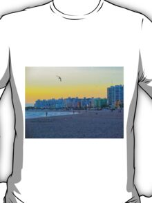 The end of a beach day in September T-Shirt