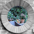 Porthole by rosaliemcm