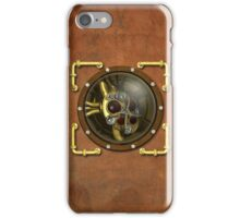 Steampunk Mechanical Heart iPhone Case/Skin