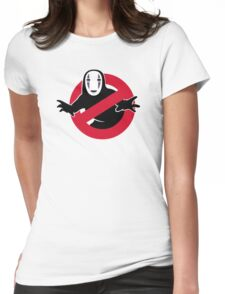 Spiritbusters Womens Fitted T-Shirt
