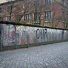 Berlin Wall by Patrick Czaplewski