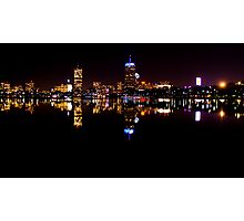 Boston, MA Skyline Photographic Print