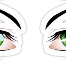 Cartoon male eyes 3 Sticker