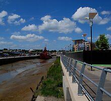 Hythe, Colchester, Essex by newbeltane