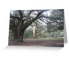 Willbrook Plantation Greeting Card
