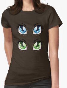 Cartoon female eyes 2 T-Shirt
