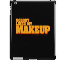 Uma iPad Case/Skin
