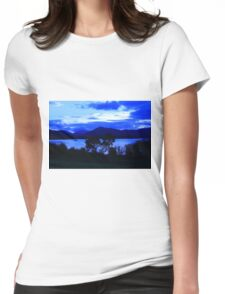 Lakes Of Killarney - County Kerry - Ireland Womens Fitted T-Shirt