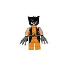 LEGO Wolverine by jenni460