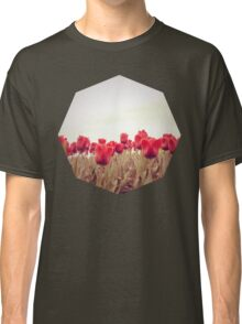 Red tulips 3 Classic T-Shirt