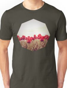 Red tulips 3 Unisex T-Shirt
