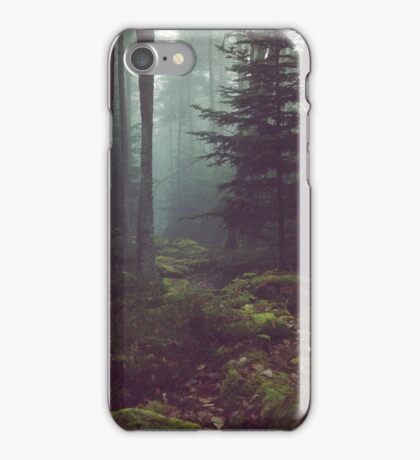 Forest Night iPhone Case/Skin