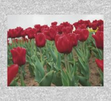 Red tulips 6 Kids Clothes