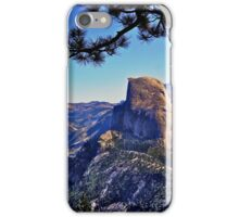 Half Dome from Washburn Pt. iPhone Case/Skin