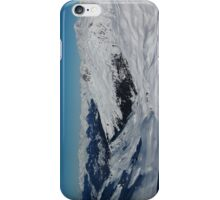 The French Alps 4 iPhone Case/Skin