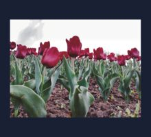 Red tulips 8 Kids Clothes