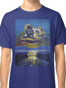 Abstract sunset 30 Classic T-Shirt