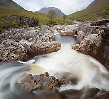 Etive Cauldron by Christopher Cullen