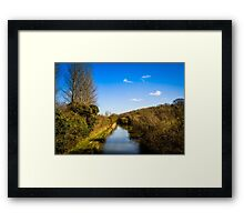 Kennet and Avon Canal Framed Print