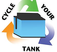 CYCLE YOUR TANK by Kaini