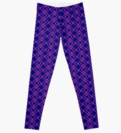 Diamonds Are Forever Purple/Pink Leggings