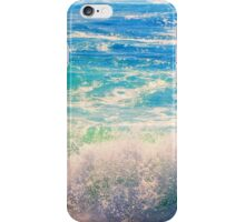 Aqua Mist iPhone Case/Skin