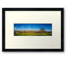 Kennet View Framed Print
