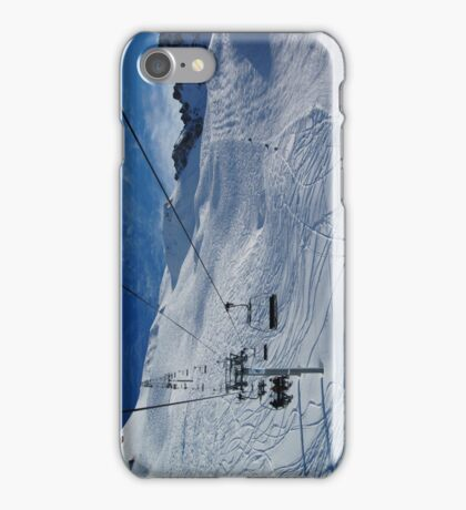 French Alps 7 iPhone Case/Skin