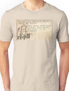 Behold The Field!  Unisex T-Shirt