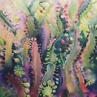 African Cactus by Cathy Gilday