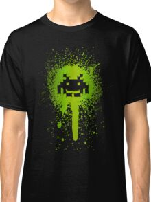 Space Blotch (Green ver.) Classic T-Shirt