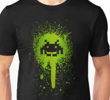 Space Blotch (Green ver.) Unisex T-Shirt