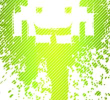 Space Blotch (Green ver.) Sticker