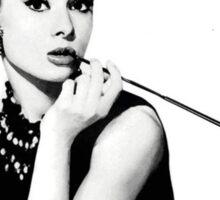 Audrey Hepburn As Fuck Sticker