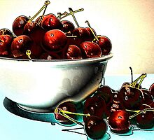 Life is like a bowl of cherries by JuliaWright