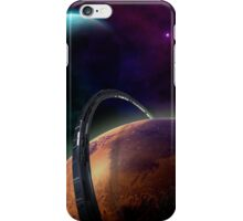 Space Station Ring iPhone Case/Skin