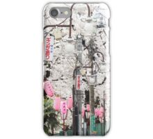 Kyoto Hanami iPhone Case/Skin