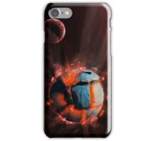 Exploding Planet iPhone Case/Skin