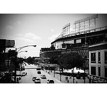 Wrigley Field 04 Photographic Print