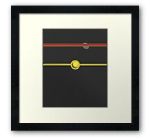 Luxury Ball! Framed Print