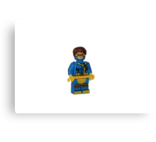 LEGO Cyclops Canvas Print